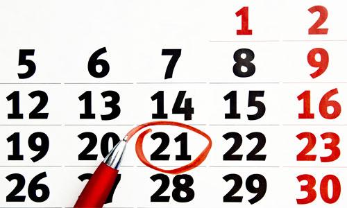 21 päeva